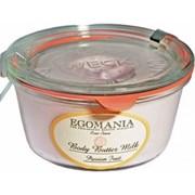 """Крем-масло """"Egomania Body Butter Milk Passion Fruit маракуйя"""" 220мл для тела"""