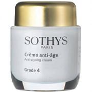 "Крем ""Sothys Anti-Ageing Cream Grade 4 активный"" 50мл"