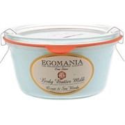 """Крем-масло """"Egomania Body Butter Milk Ocean & Sea Weeds океан и морские водоросли"""" 220мл для тела"""