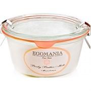 """Крем-масло """"Egomania Body Butter Milk Macadamia"""" 290мл для тела"""