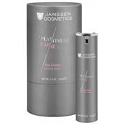 """Крем """"Janssen Cosmetics PLATINUM CARE Eye Cream реструктурирующий"""" 15мл для глаз с пептидами и коллоидной платиной"""
