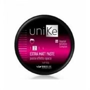 BRELIL Professional Unike Styling Extra Matt Paste - Моделирующая паста с экстра матовым эффектом средней фиксации 50мл