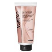 """Шампунь """"Brelil Professional Numеro Illuminating Shampoo with Precious Oils"""" 300мл для блеска волос с маслом арганы и макадамии"""