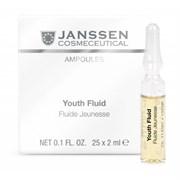 "Сыворотка ""Janssen Cosmetics Ampoules Youth Fluid ревитализирующая"" в ампулах 25 х 2мл"