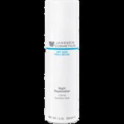 """Ночной крем """"Janssen Cosmetics Dry Skin Night Replenisher питательный регенерирующий"""" 200мл"""