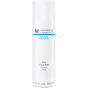 "Скраб ""Janssen Cosmetics Dry Skin Mild Face Rub мягкий"" 200мл с гранулами жожоба"