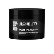 label.m - Паста матовая 120 мл