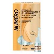 BRELIL Professional Numero Shea Butter Nourishing Vials - Питательное средство с маслом карите для сухих волос 6*12мл