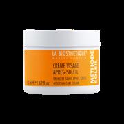 """Крем """"La Biosthetique Skin Care Methode Soleil Creme Visage Apres-Soleil успокаивающий"""" 50мл для поврежденной солнцем кожи лица"""