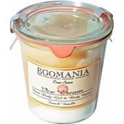 """Гель и крем """"Egomania Duet Body Gel and Cream French Vanille французская ваниль"""" 290мл для тела"""