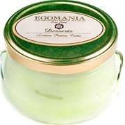 """Крем-десерт """"Egomania Desserts Lemon Panna Cotta лимонная панна-котта"""" 370мл для тела"""