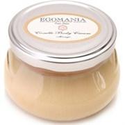 """Свеча-крем """"Egomania Candle Cream Mango для тела манго"""" 290мл"""