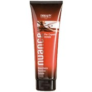 DIKSON NUANCE Maschera Raviva Color for Red and Mahogany Hair - Для красных и медных волос 250мл