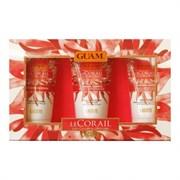 Guam Le Corail Kit Con Corallina Officinalis - Гуам Подарочный набор 75мл + 50мл + 75мл