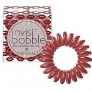 Invisibobble ORIGINAL Marilyn Monred - Резинка-браслет для волос, цвет Утонченный Красный 3шт