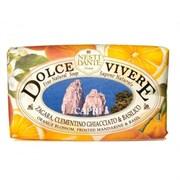 """Мыло """"NESTI DANTE DOLCE VIVERE Capri  Капри (расслабляющее и очищающее)"""" 250мл"""