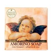 """Мыло """"NESTI DANTE AMORINO SOAP Rose bouquet  Букет Роз (очищение и расслабление)""""  150мл"""