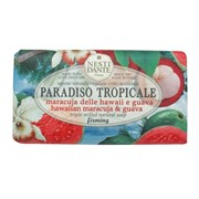 "Мыло ""NESTI DANTE PARADISO TROPICALE Hawaiian Maracuja & Guava  Гуава и Маракуя (очищение и питание)"" 250мл"
