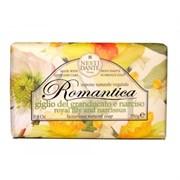 """Мыло """"NESTI DANTE ROMANTICA Royal Lily & Narcissus  Королевская Лилия и Нарцисс"""" 250мл"""