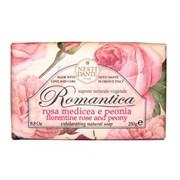 "Мыло ""NESTI DANTE ROMANTICA Florentine Rose & Peony  Флорентийская Роза и Пион"" 250мл"