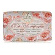 """Мыло """"NESTI DANTE ROSE Champagne  Роза Шампань (очищение и питание)""""  150мл"""