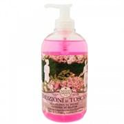 "Жидкое мыло ""NESTI DANTE ORGANIC Garden in Bloom Liquid Soup  Цветущий Сад"" 500мл"
