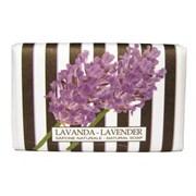 "Мыло ""NESTI DANTE LE DELIZIOSE Lavender  Лаванда Тосканская""  150мл  для всех типов кожи"