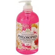 """Жидкое мыло """"NESTI DANTE ORGANIC Philosophia Lift Liquid Soup  Философия Лифтинг"""" 500мл"""