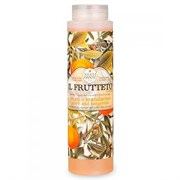 "Гель ""NESTI DANTE ORGANIC Olive oil & tangerine Shower оливковое масло и мандарин"" 300мл для душа"