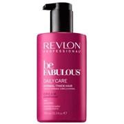 "Кондиционер ""Revlon Professional Be Fabulous C.R.E.A.M. Conditioner For Normal Thick Hair"" 750мл для нормальных и густых волос"