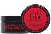 American Crew Cream Pomade - Крем-помада с легкой фиксацией и низким уровнем блеска 85гр