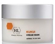 Holy Land Kukui Cream Mask For Dry Skin 250ml