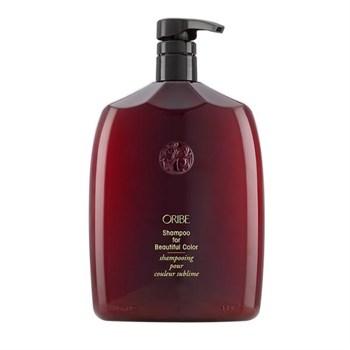 """Шампунь """"Oribe Color Shampoo for Beautiful Color Великолепие цвета"""" 1000мл для окрашенных волос - фото 55944"""