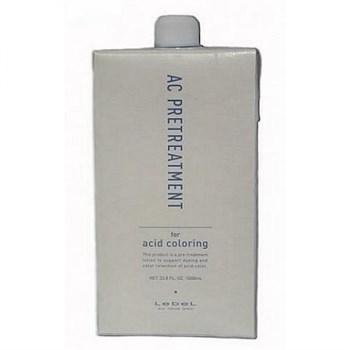 Lebel AC Pretreatment Увлажняющий лосьон для волос 1000мл - фото 56233