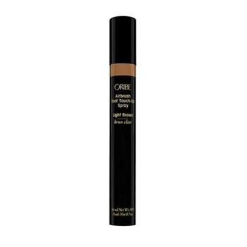 "Спрей-корректор ""Oribe Airbrush Root Touch Up (light brown)"" 30мл для корней волос (русый) - фото 56350"