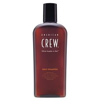 """Шампунь """"American Crew Classic Gray Shampoo"""" 250мл для седых волос - фото 56598"""