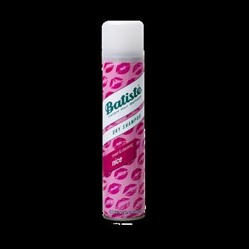 "Сухой Шампунь ""Batiste Dry Shampoo Nice Sweet & Charming Батисте"" 200мл - фото 62616"