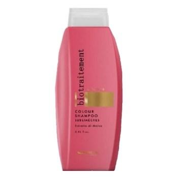 "Шампунь ""Brelil Professional Bio Traitement Colour Sublimeches Shampoo"" 250мл для нейтрализации желтизны - фото 62678"
