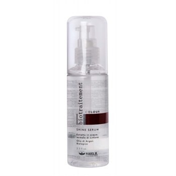 """Сыворотка """"Brelil Professional Bio Traitement Colour Mask Shine Serum"""" 75мл для окрашенных волос - фото 62682"""