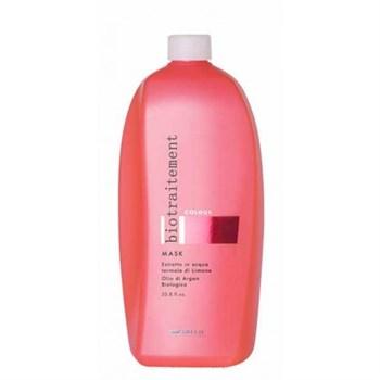 """Маска """"Brelil Professional Bio Traitement Colour Mask"""" 1000мл для окрашенных волос - фото 62684"""