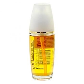 """Спрей-кондиционер """"BRELIL Professional Bio Traitement Beauty Easy Shine Liquid Crystal"""" 60мл двухфазный для блеска и восстановления - фото 62734"""
