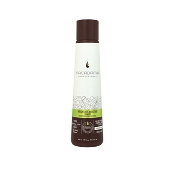 "Легкий Шампунь ""Macadamia natural oil Professional Weightless Moisture Shampoo"" 300мл увлажняющий - фото 62880"