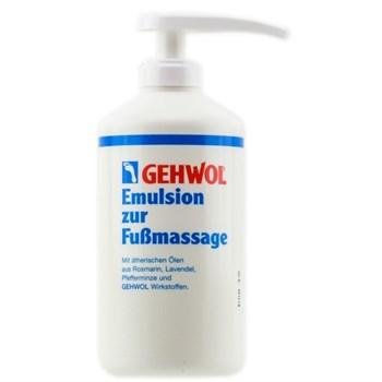 "Эмульсия ""Gehwol Classic Product Emulsion питатательная"" 500мл для массажа - фото 63012"
