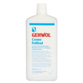 "Крем-ванна ""Gehwol Classic Product Creme Fussbad Лаванда"" 1000мл для ног - фото 63013"