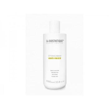 La Biosthetique Hair Care Anti Frizz & Curl Styling Balm Anti Frizz - Лосьон для укладки непослушных и вьющихся волос, 1000 мл - фото 63200