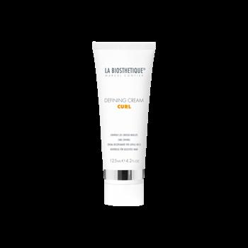 """Крем """"La Biosthetique Hair Care Anti Frizz & Curl Defining Cream Curl кондиционирующий"""" 125мл для укладки локонов - фото 63205"""