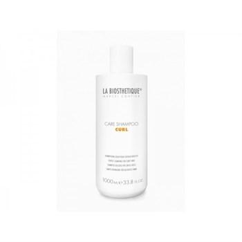 """Шампунь """"La Biosthetique Hair Care Anti Frizz & Curl Care Shampoo"""" 1000мл для кудрявых и вьющихся волос - фото 63209"""