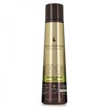 "Шампунь ""Macadamia natural oil Professional Nourishing Moisture Shampoo"" 300мл увлажняющий питательный - фото 63270"