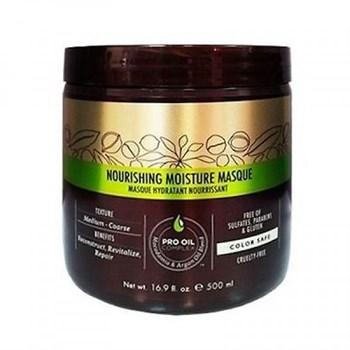 "Маска ""Macadamia natural oil Professional Nourishing Moisture Masque питательная увлажняющая"" 500мл - фото 63275"