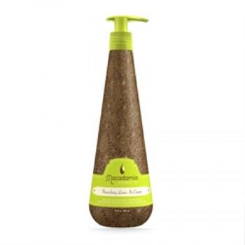 """Кондиционер """"Macadamia natural oil Nourishing Leave-in Cream"""" 300мл питательный с маслом арганы и макадамии - фото 63278"""